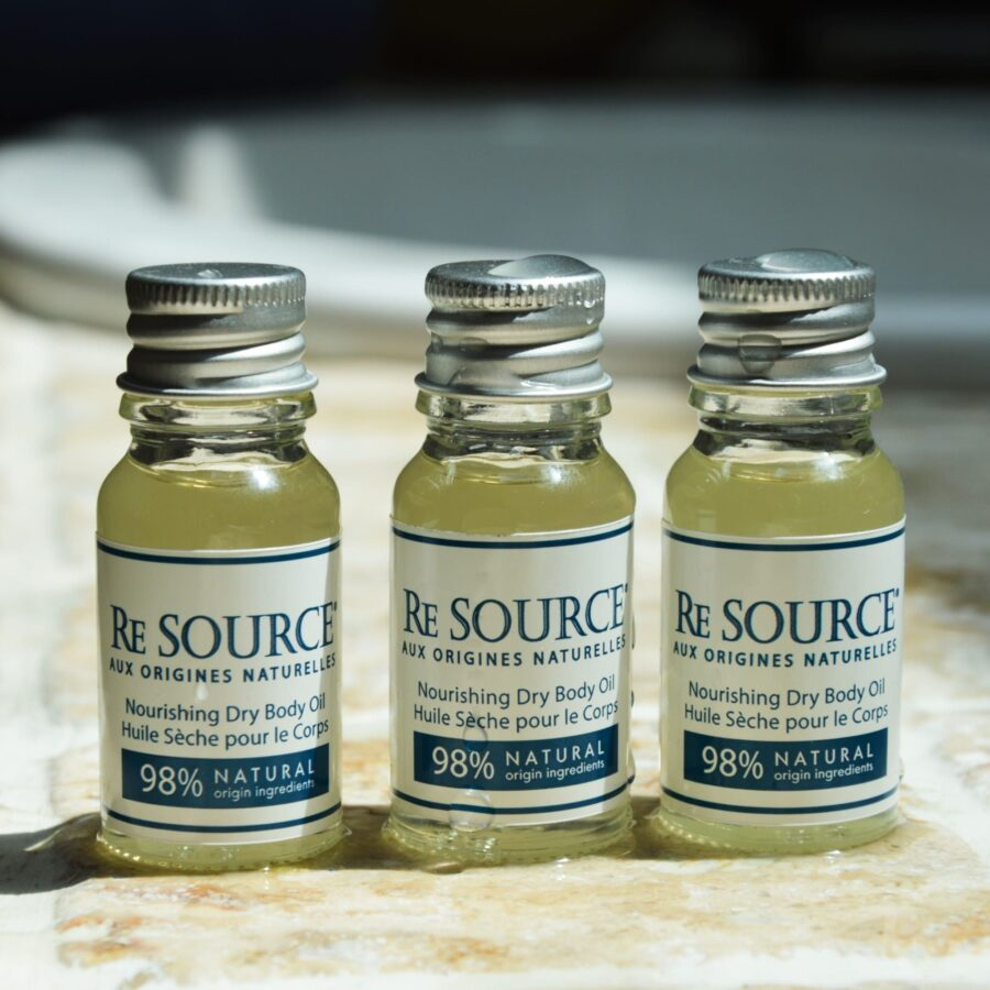 Re SOURCE Dry Body Oils