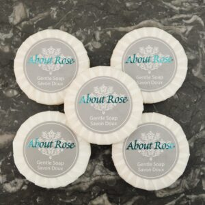 Savons Extra Doux | About Rose Impérial | 5x20g