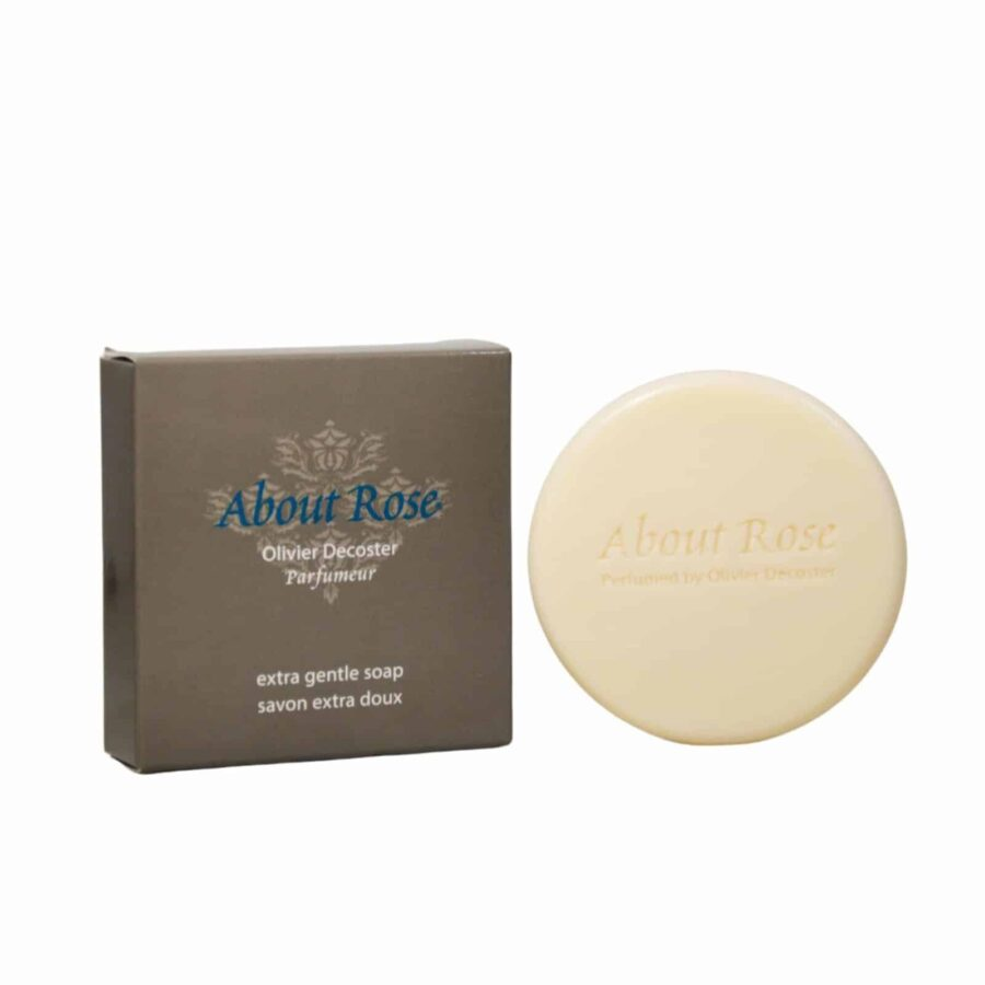 About Rose Imperial Gentle Soap 100g