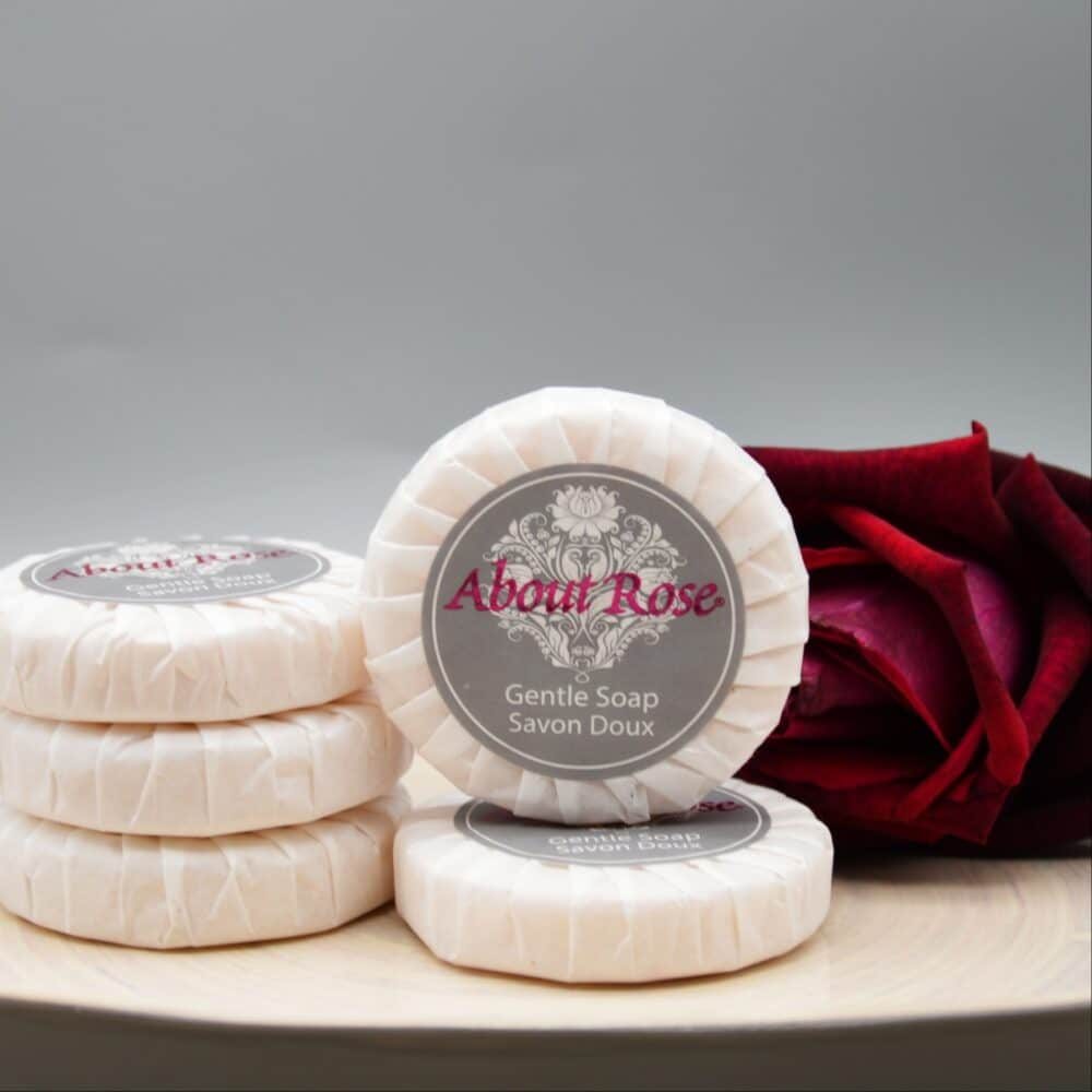 Savon extra doux | About Rose Love Letters